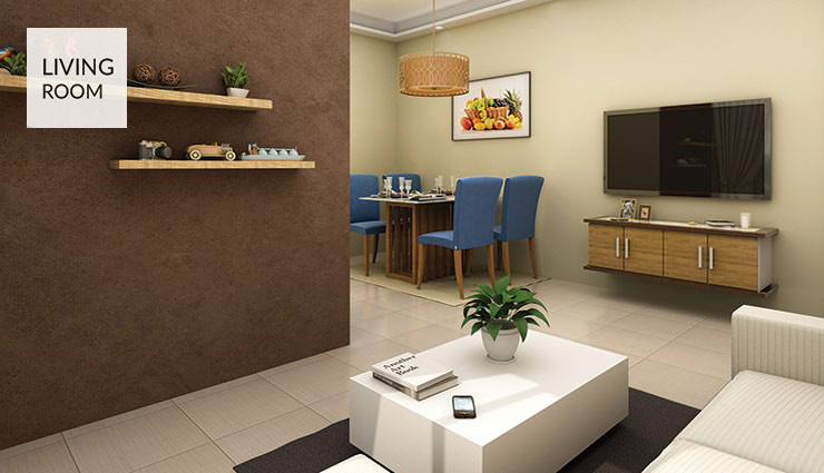 Cj Interio 2 Bhk Furniture And Furnishing Packages
