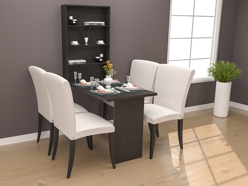 Wall Mounted Dining Table Folding